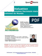 Pluri Valor Dos Campeonatos 2013