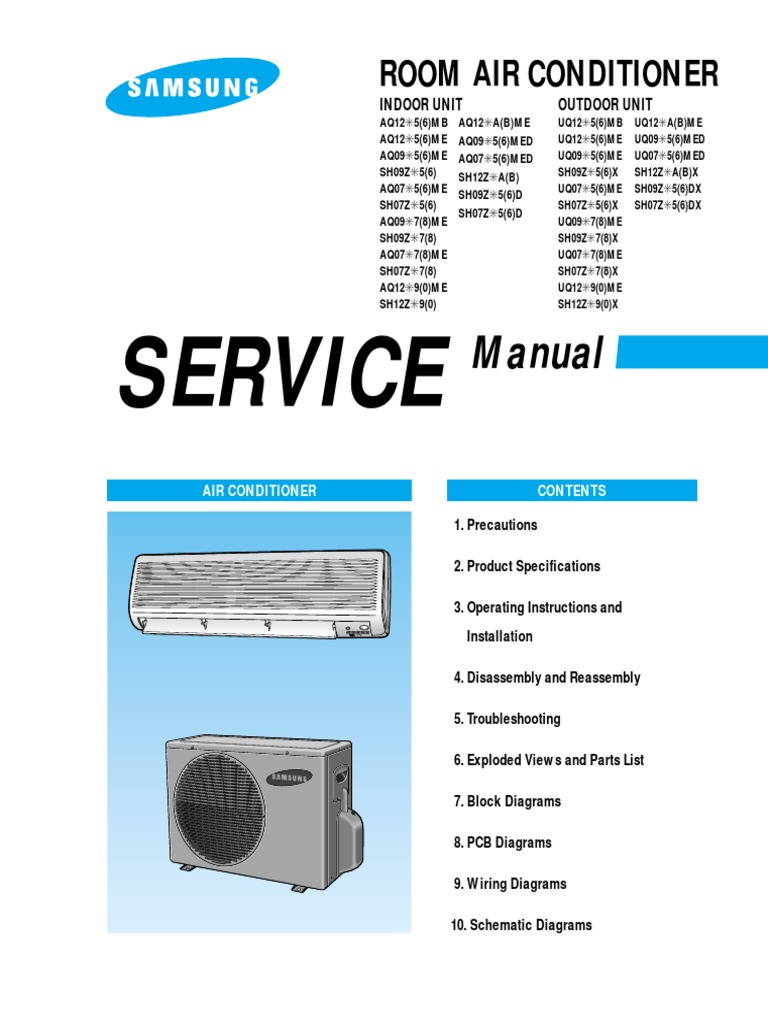 1512377451?v=1 samsung air conditioner service manual air conditioning soldering  at gsmx.co