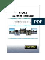 Cuenca Matanza Riachuelo Diagnostico Consolidado