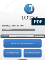 Totvs Full - Rm