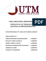Etika Professional Full Report