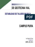 Estabilidad de Taludes en Rocas Geot Vial 14
