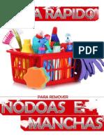 eBook - Guia Rapido Remover Manchas