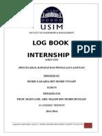 Contoh Laporan Internship 1