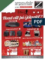 Sjónvarpsvísir 18 - 23 des 2014