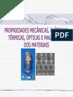 Propriedeletricas Oticas Termicas Magneticas