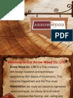 Arrow Wood Engineered Wood Floors | พื้นไม้-ต้นโอ๊ก-oak-พื้น-ไม้