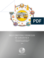 DHL Self Driving Vehicles