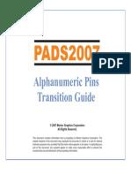 Pads Alphanumeric Tg