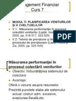 Management Financiar Curs 7