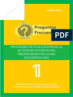 Docentia Uex