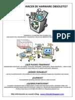 Cartel Informativo R2HARD2