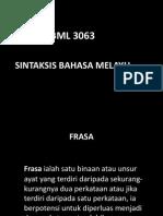 FRASA I