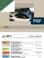 Notice Renault Vel Satis Phase 2