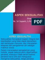 ASPEK SEKSUALITAS