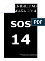 Informe SOS Observatorio de La Sostenibilidad