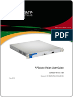 APSVision User Guide
