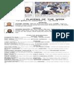 BCSP NFL ProFile for December 16, 2014