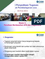 Assignment Workshop Module 3 - BM