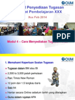Assignment Workshop Module 4 - BM