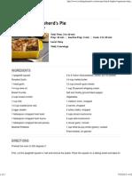Vegetarian Shepherds Pie.print