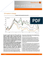 Commodities Letter December 2014