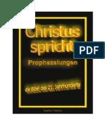 Bible 21 Christus spricht