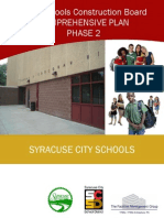 Syracuse Joint Schools Construction Board phase 2 report