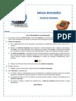 AlfaCascavel, Central de Simulados, Resumão Polícia Federal