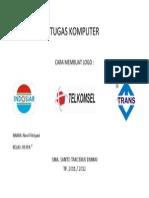 Cover Tugas (Contoh)