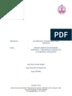 Informe Tablero Gimnasio UCSC