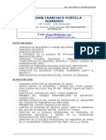 Curriculo Vite. Ing. j. Portilla -2014