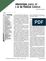 Compertencias Para El Acceso a La Física Básica / María Silvia Stipcih