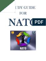 Nato Study Guide