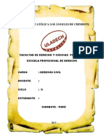 Monografia Civil