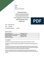 Status IPD Gastritis