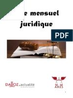 Menuel juridique ARES