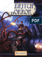 Reglas Eldritch Horror