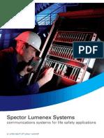 Spector Lumenex design