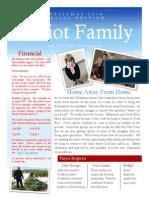 Amiot Dec 2014 Newsletter