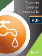 WATER - Greening Household Behaviour 2014