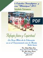 Labor Social Con Indigenas Tepehuanes en La Mesa de Los Ricos