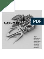 Parametricism Final