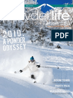 Powderlife Magazine Issue no.21