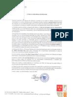 Comunicado de rectorado la Universidad Antonio Ruiz de Montoya