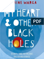 MY HEART AND OTHER BLACK HOLES by Jasmine Warga (Extract)