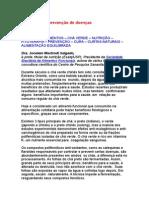 7279816 Cha Verde e a Prevencao de Doencas Jocelem Mastrodi Salgado Sanavita Nutricao