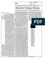 De Gasperi Fra Roma e Vienna Corr d Sera 7.8.14