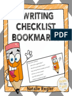 WritingChecklistBookmarks.pdf