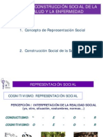 Tema 5 Construcción Social de Salud y Enfermedad Sin Ejercicio
